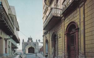 OLD SAN JUAN, Puerto Rico, 1940-1960's; Legendary Cristo Chapel