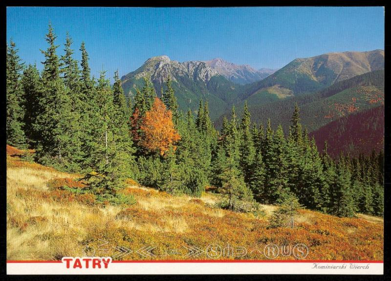 Tatry - Kominiarski Wierch