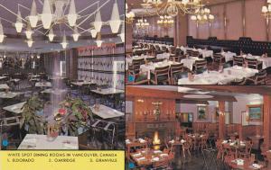 White Spot Dining Rooms, Eldorado, Oakridge, Granville, VANCOUVER, British Co...