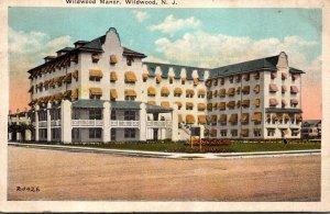 New Jersey Wildwood Wildwood Manor