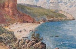 TORQUAY , Devon , England , 00-10s ; Oddicombe Beach