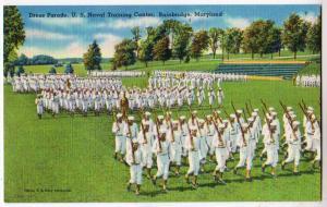 Dress Parade, US Naval Training Center, Bainbridge MD