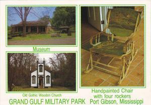 Grand Gulf Military Park Mississippi