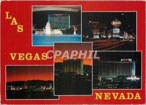 Modern Postcard Las Vegas Nevada