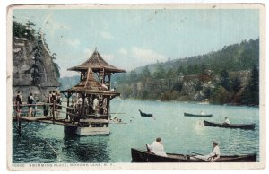 Mohonk, N.Y., Swimming Place