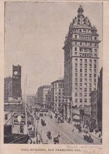 Call Building , San Francisco , California , PU-1907