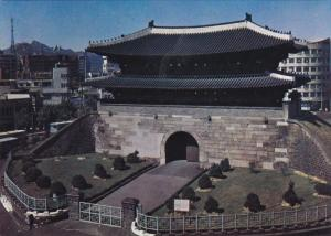 Namdae-mun Gate, SEOUL, South Korea, 50-70's