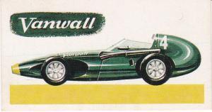Trade Card Brooke Bond History of the Motor Car No 44