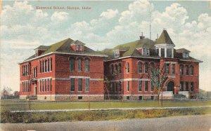 G17/ Nampa Idaho Postcard 1909 Kenwood School Building