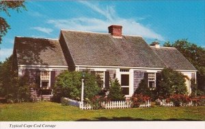 Typical Cape Cod Cottage Cape Cod Massachusetts