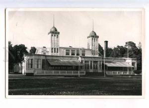 233167 FINLAND HANKO Casino 1959 year photo RPPC