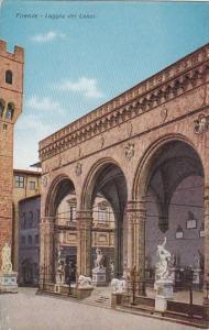 Italy Firenze Loggia dei Lanzi