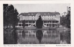 New William Raws Memorial Bldg , KESWICK GROVE , New Jersey , 20-30s