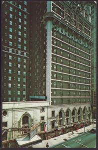 Hotel Adolphus,Dallas,TX BIN