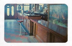 Interior, John Lewis Bar, Taft Hotel, Montana, 40-60s