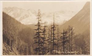 RP: Mt. Bonney Glacier, British Columbia, Canada, 1907-1910