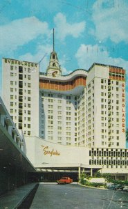 MIAMI, Florida, PU-1960; New Everglades Hotel
