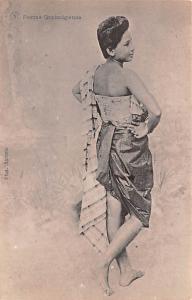 Cambodia, Cambodge Femme Cambodgienne  Femme Cambodgienne