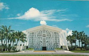 Second Presbyterian Church, Palm Trees, Fort Lauderdale, Florida, United Stat...