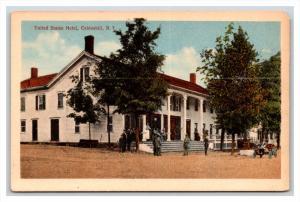 18726  NY  Cobleskill  United States Hotel