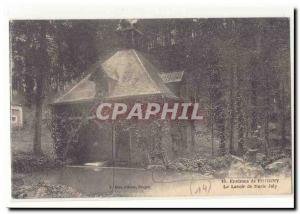 Around Potigny Old Postcard The wash Marie Joly