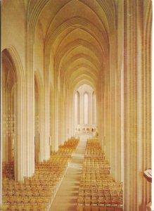 KOBENHAVN, COPENHAGEN, Grundtvigskirken, Grundtvigs Church, used Postcard