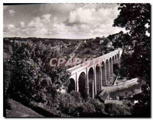 Modern Postcard Dinan Viaduct