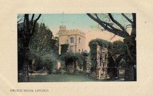 LINCOLN , Kent, England, 1913 ; Palace Ruins