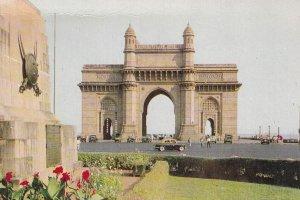 BOMBAY, India, 1940-1960s; Gateway Of India