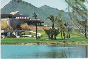 Post Card Spain  Costa Blanca La Manga Campo de Golf