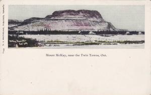 Mount McKay , near the twin Towns, Ontario , Canada , 00-10s