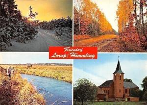 Feriendorf Lorup Huemmling Gemeindeverwaltung, Winter Kirche Church River