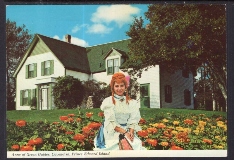 Anne of Green Gables,Cavenish,Prince Edward Island,Canada BIN