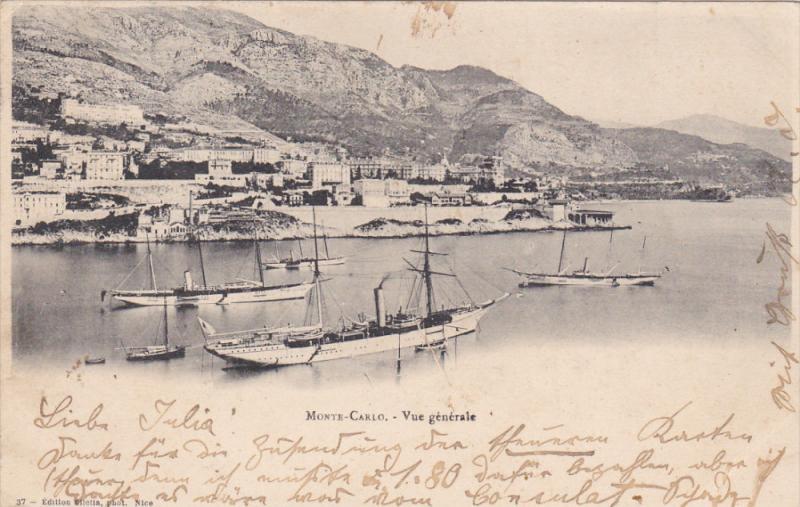 Monte-Carlo , PU-1902