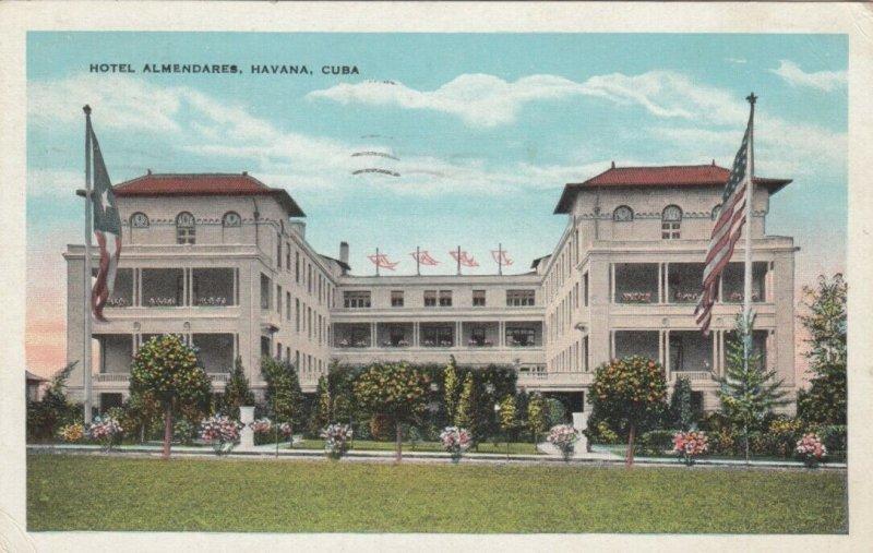 HAVANA , Cuba, 1930 ;  Hotel Almendares