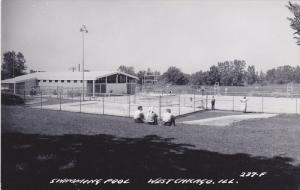 RP:Swimming Pool , WEST CHICAGO , Illinois, 30-40s