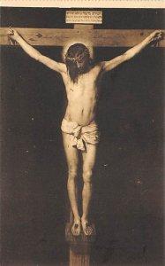 Christ on the Cross Religious Unused