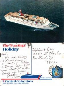 The Fun Ship Holiday (10307)