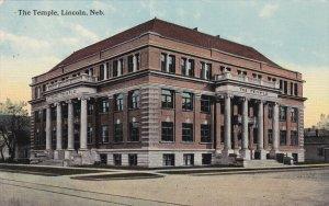 LINCOLN , Nebraska , 00-10s ; The Temple