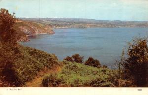 Cornwall, St. Austell Bay, Baya Ti war Dreth, real photograph