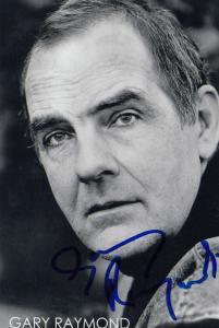 Gary Raymond Jason & The Argonauts Hand Signed Portrait Photo