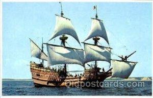 Mayflower II Sailboat Unused