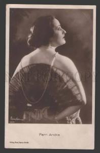 112664 Nude FERN ANDRA Great MOVIE Star ACTRESS Vintage PHOTO
