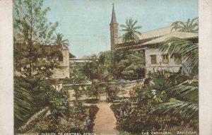 Tanzania Postcard -Christ Church Cathedral,Zanzibar,Universities Mission RS21266