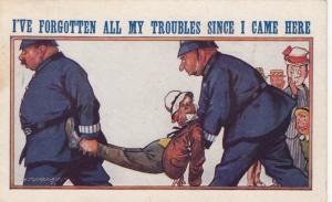D TEMPEST : 2 policemen & drunk , 1929