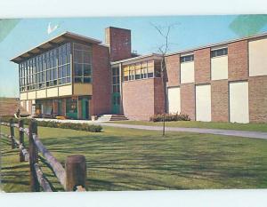 Pre-1980 GOLF CLUB HOUSE Elma - Near Cheektowaga & Buffalo New York NY G1675