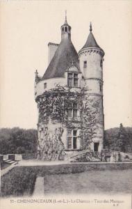 France Cheonceaux Le Chateau tour des Marques