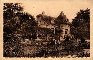 CPA Foret de FONTAINEBLEAU - Les Chmeres a MARLOTTE-Hotel-Restaurant (292528)