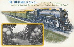 The DIXIELAND Train , 1910s