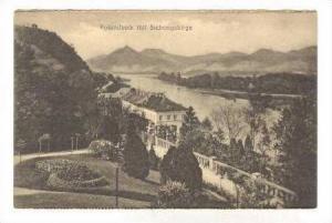 Rolondseck mit Siebengebirge, Germany, 00-10s